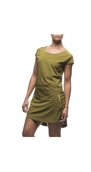 Houdini W's Legacy Dress Ceylon Green